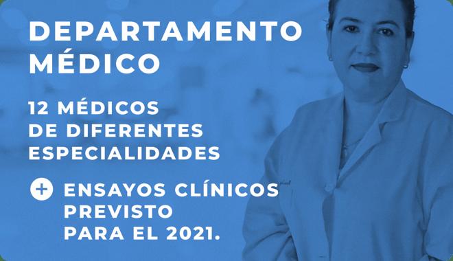 LifEscozul® Departamento Médico