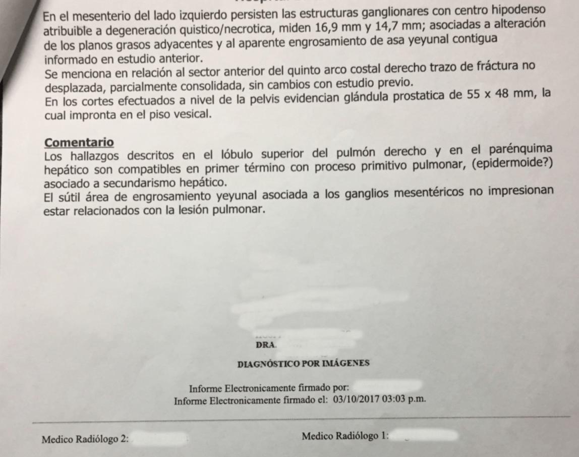 LifEscozul® - A.D.S. 8 - Cáncer de Pulmon