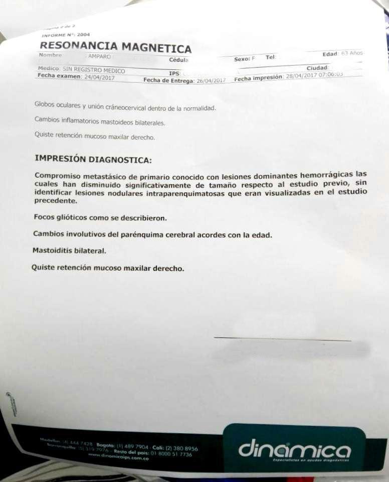 LifEscozul® - Amparo 5 - Cáncer de Pulmon