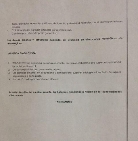 LifEscozul® - Laura 6 - Cáncer de Páncreas