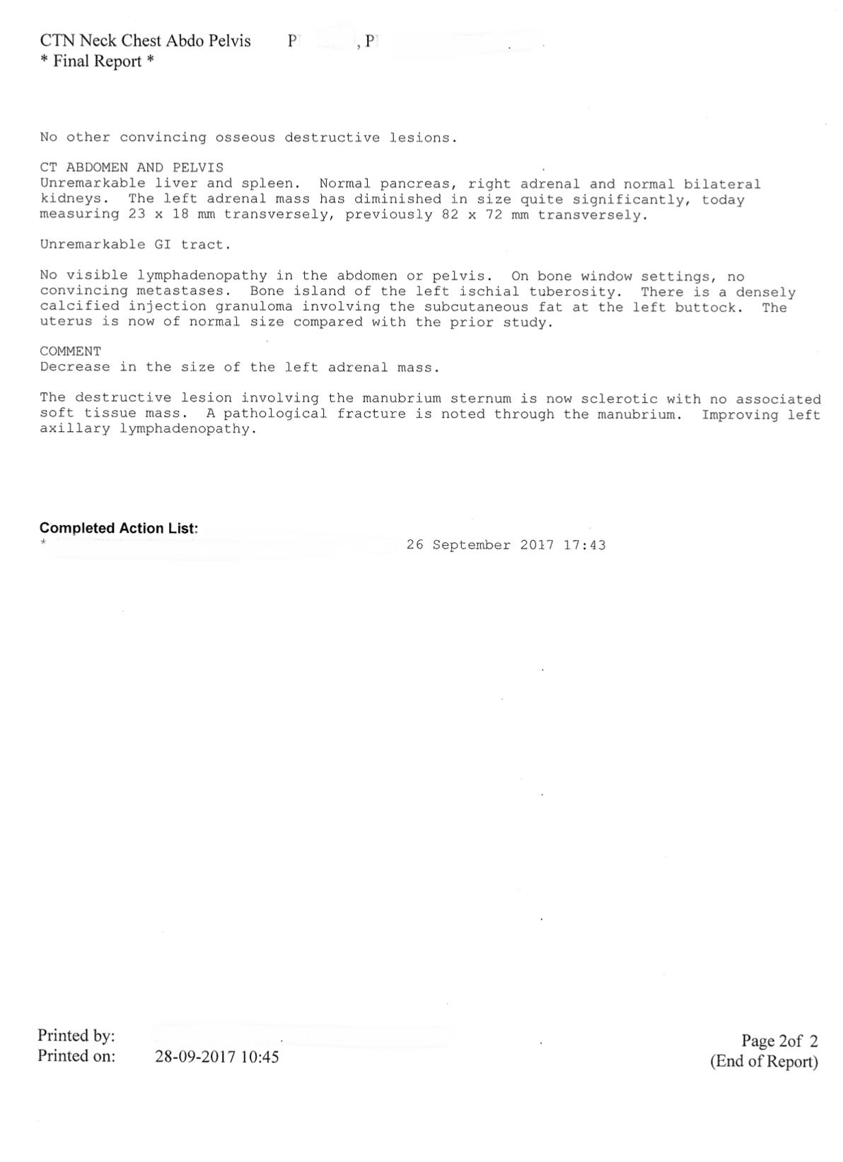LifEscozul® - P.P. 4 - Cáncer de Mámas