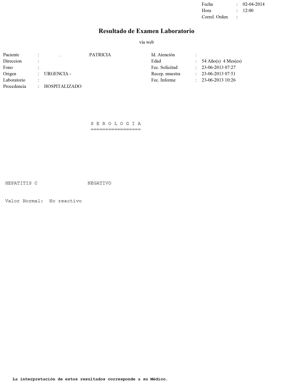 LifEscozul® - Patricia 1 - Cáncer de Páncreas