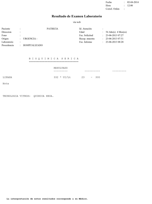 LifEscozul® - Patricia 14 - Cáncer de Páncreas