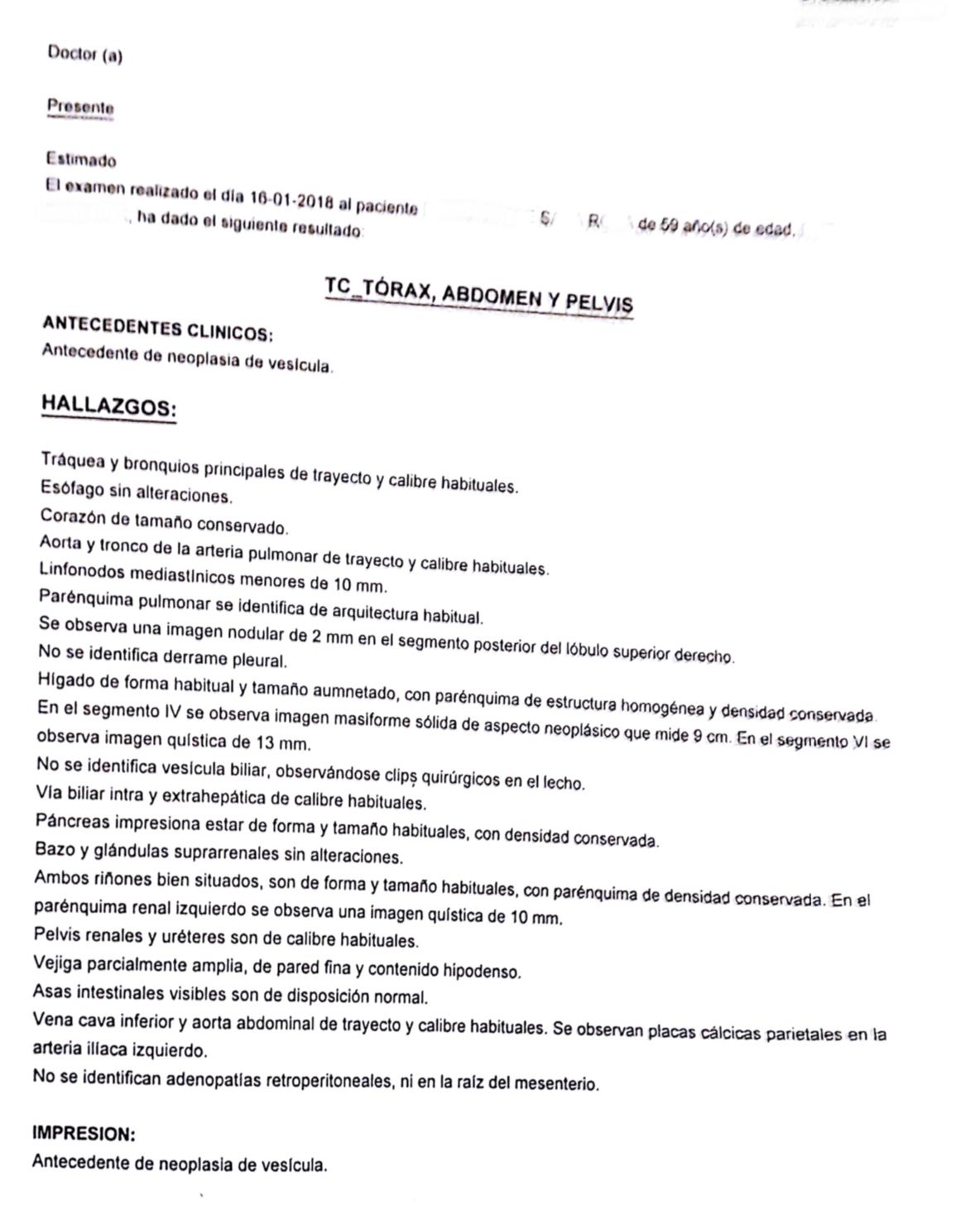 LifEscozul® - S.R. 6 - Cáncer de Hígado