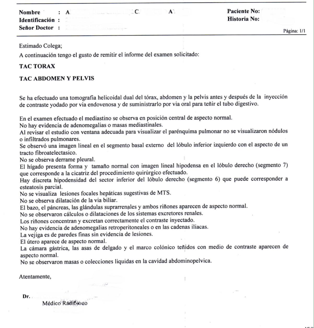 LifEscozul® - A.C.A. 6 - Cáncer de Cólon
