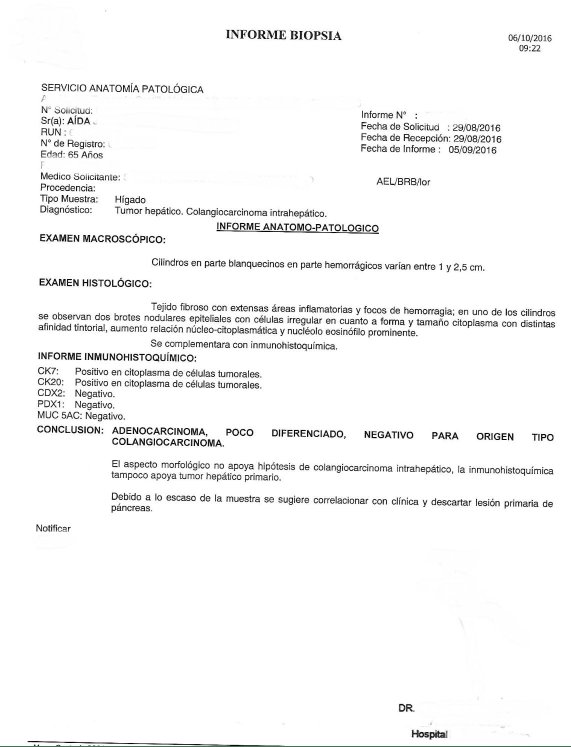 LifEscozul® - Aida 1 - Cáncer de Hígado
