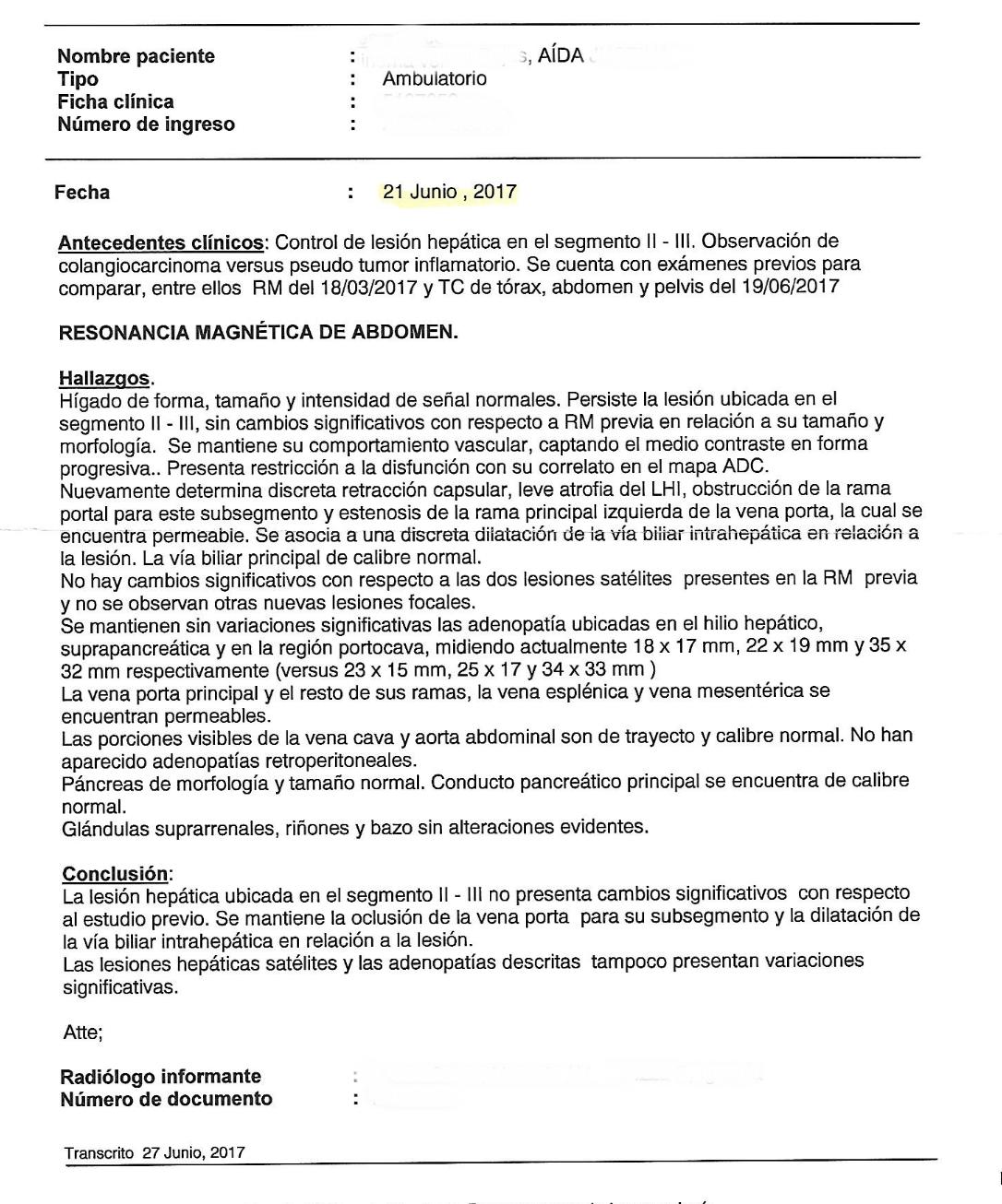 LifEscozul® - Aida 5 - Cáncer de Hígado