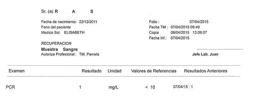 LifEscozul® - R.A. 1 - Cáncer Cerebral