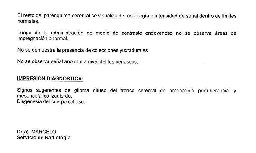 LifEscozul® - R.A. 11 - Cáncer Cerebral