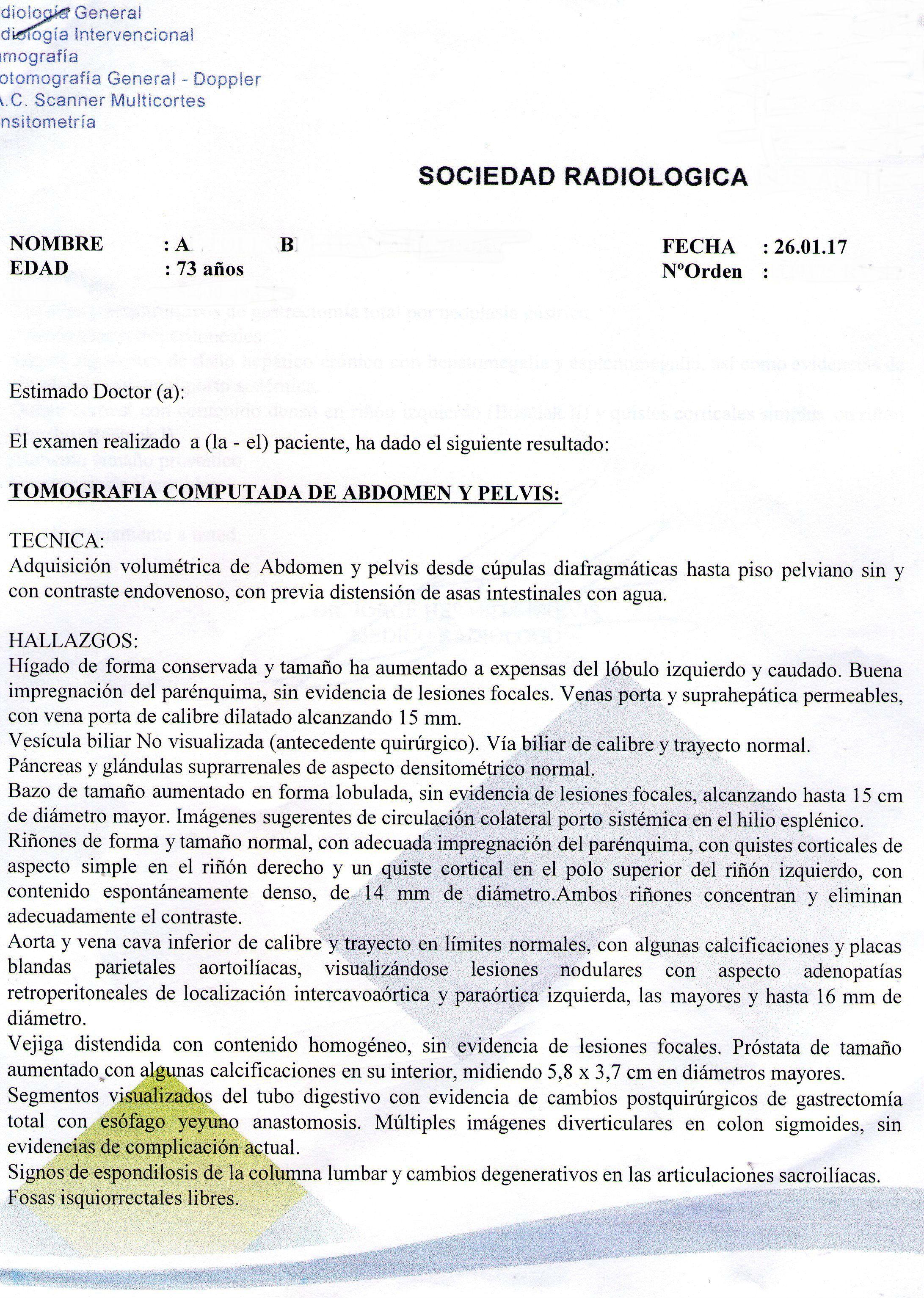 LifEscozul® - A.B. 3 - Cáncer Gástrico Intestinal