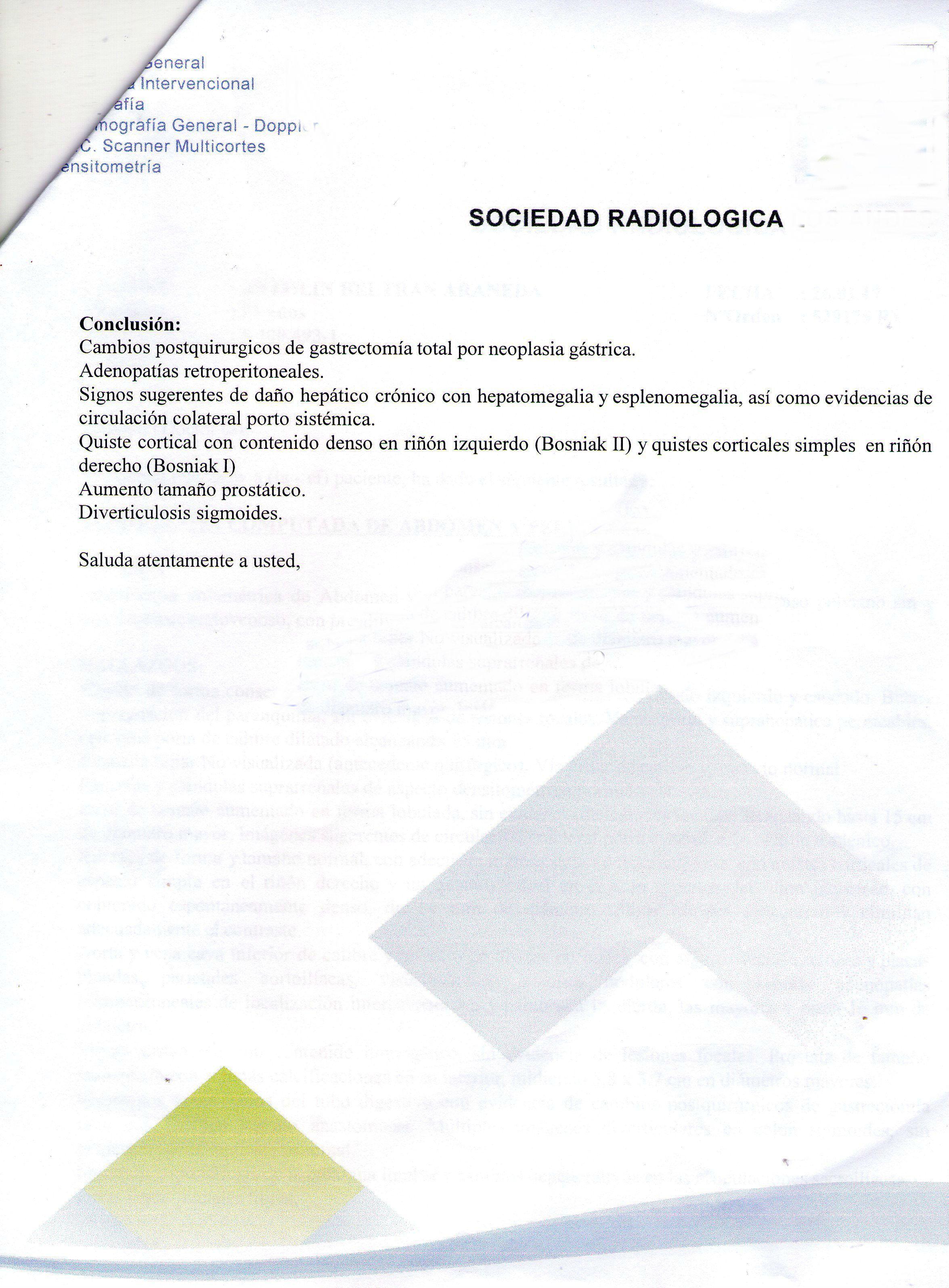 LifEscozul® - A.B. 4 - Cáncer Gástrico Intestinal