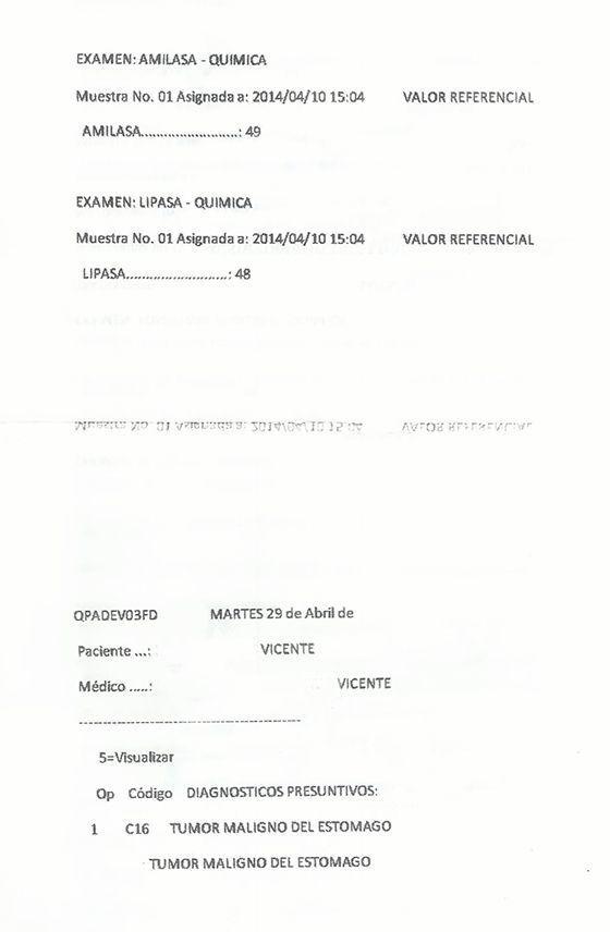 LifEscozul® - Vicente 2 - Cáncer Gástrico Intestinal
