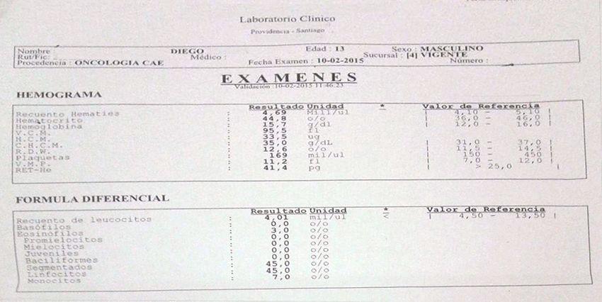 LifEscozul® - Diego 4 - Leucemia