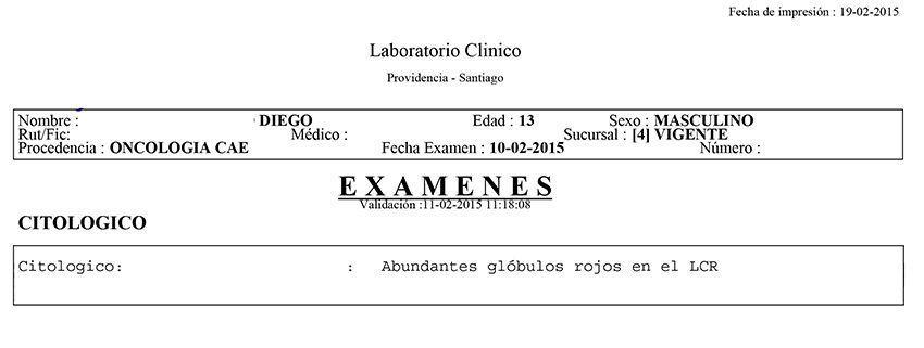 LifEscozul® - Diego 5 - Leucemia