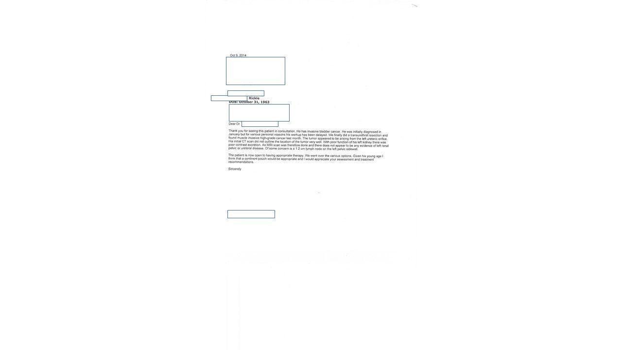 LifEscozul® - Rickie 2 - Cáncer de Vejiga
