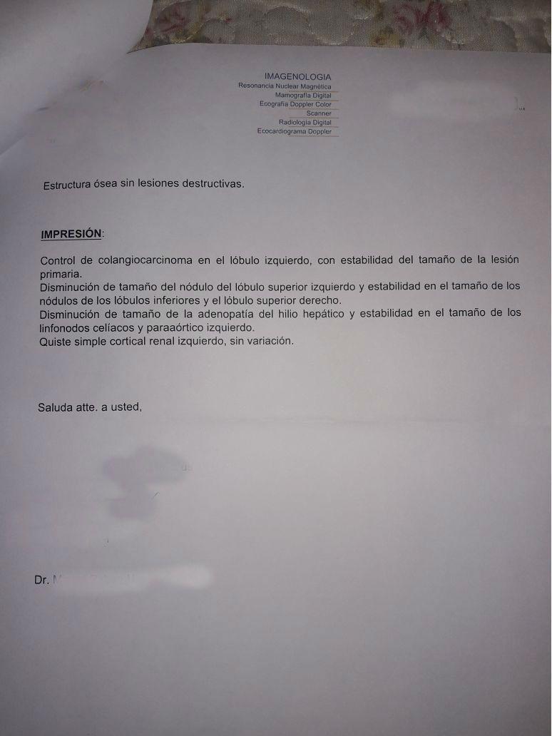 LifEscozul® - E.B. 5 - Cáncer de Hígado