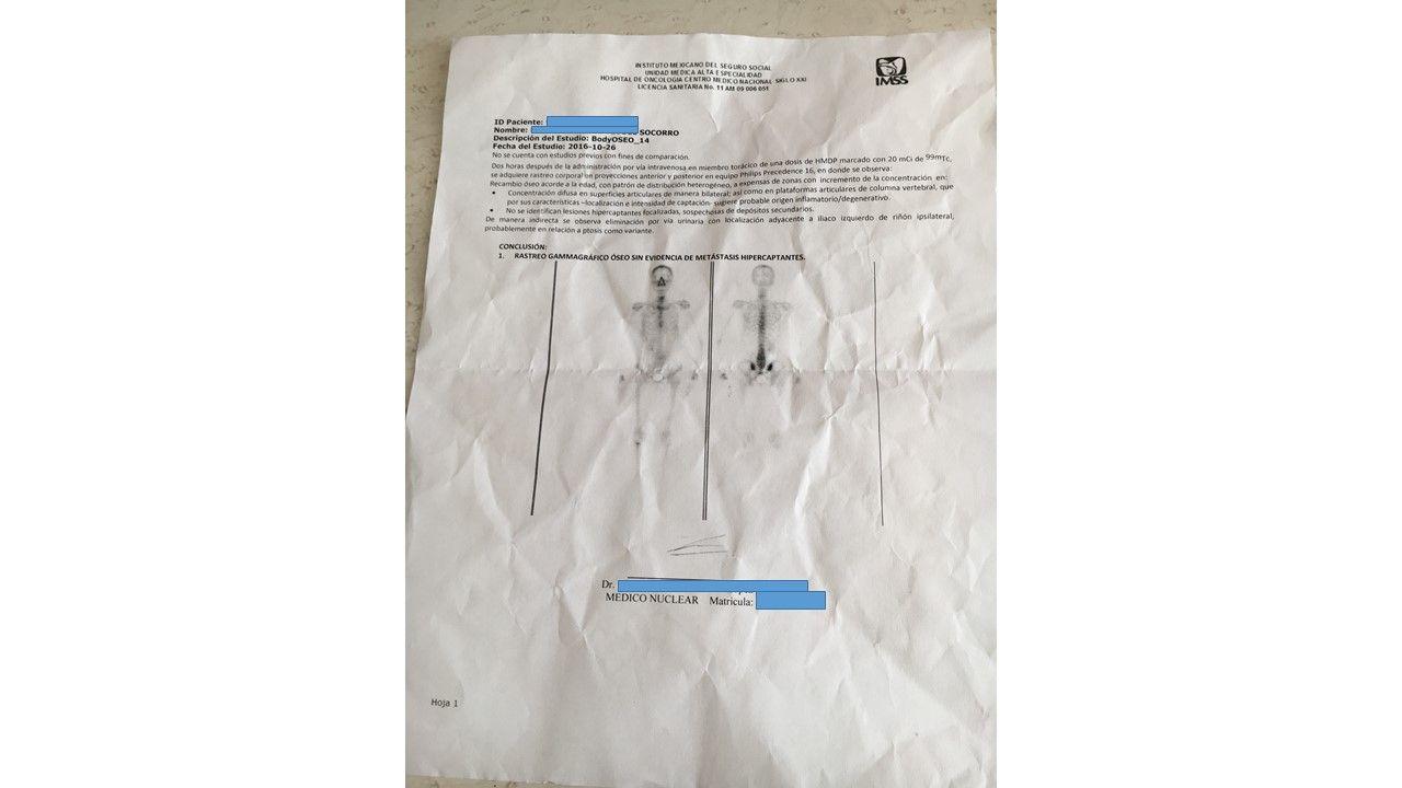 LifEscozul® - Socorro 4 - Cáncer de Mámas
