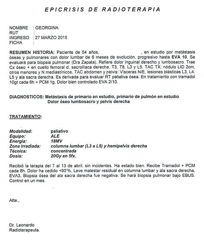 LifEscozul® - Carmen 3 - Cáncer de Pulmon