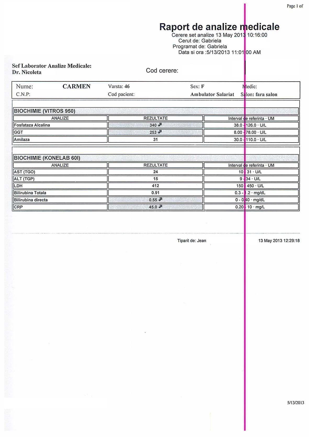 LifEscozul® - Carmen 3 - Cáncer de Hígado