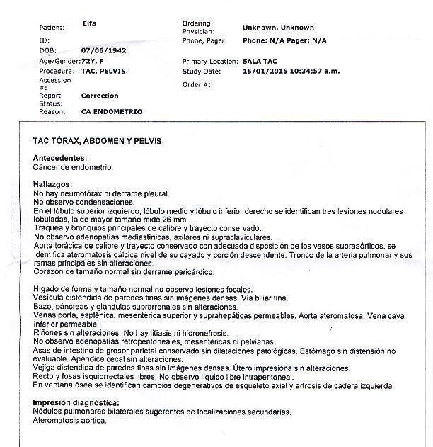 LifEscozul® - Elsa 6 - Cáncer de Útero y Cervix