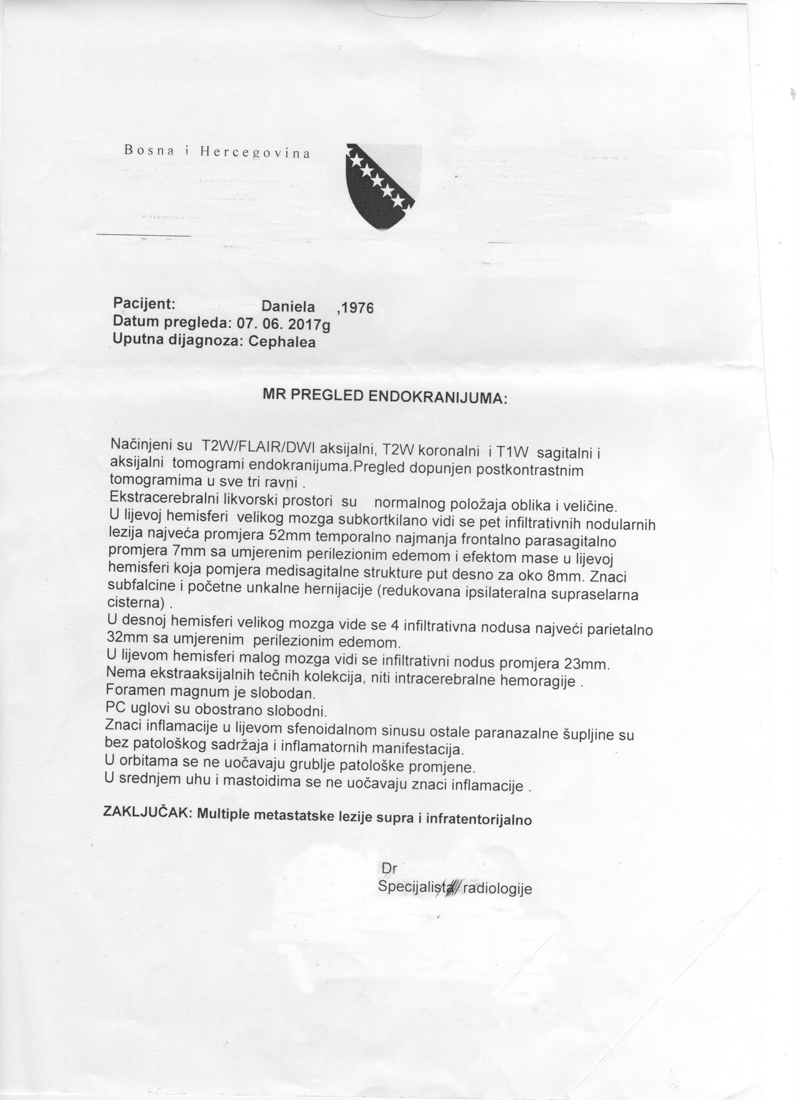 LifEscozul® - Daniela 3 - Melanoma