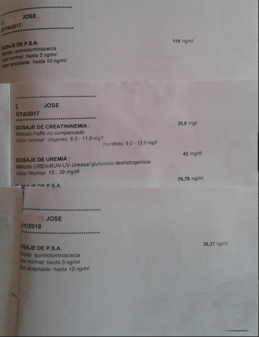 LifEscozul® - José 7 - Cáncer de Próstata