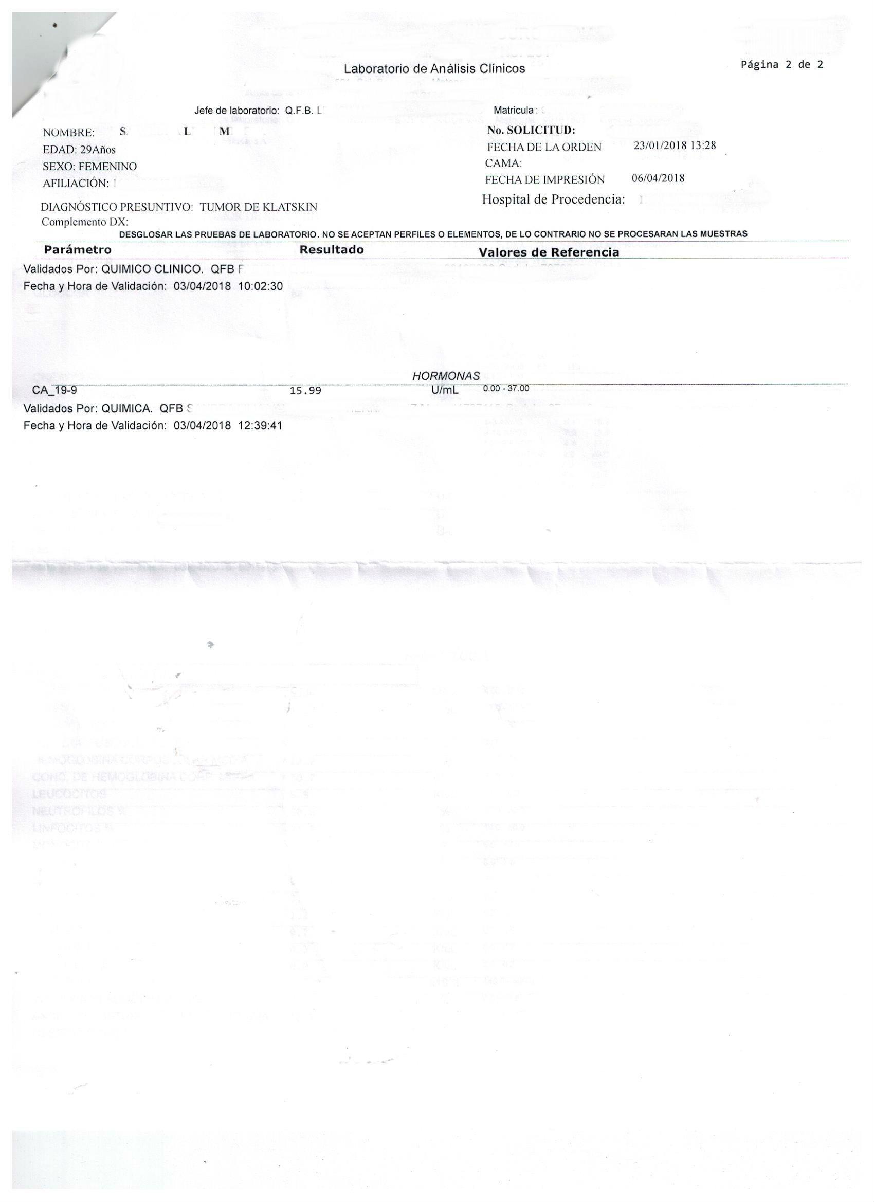 LifEscozul® - MSL 3 - Cáncer de Páncreas