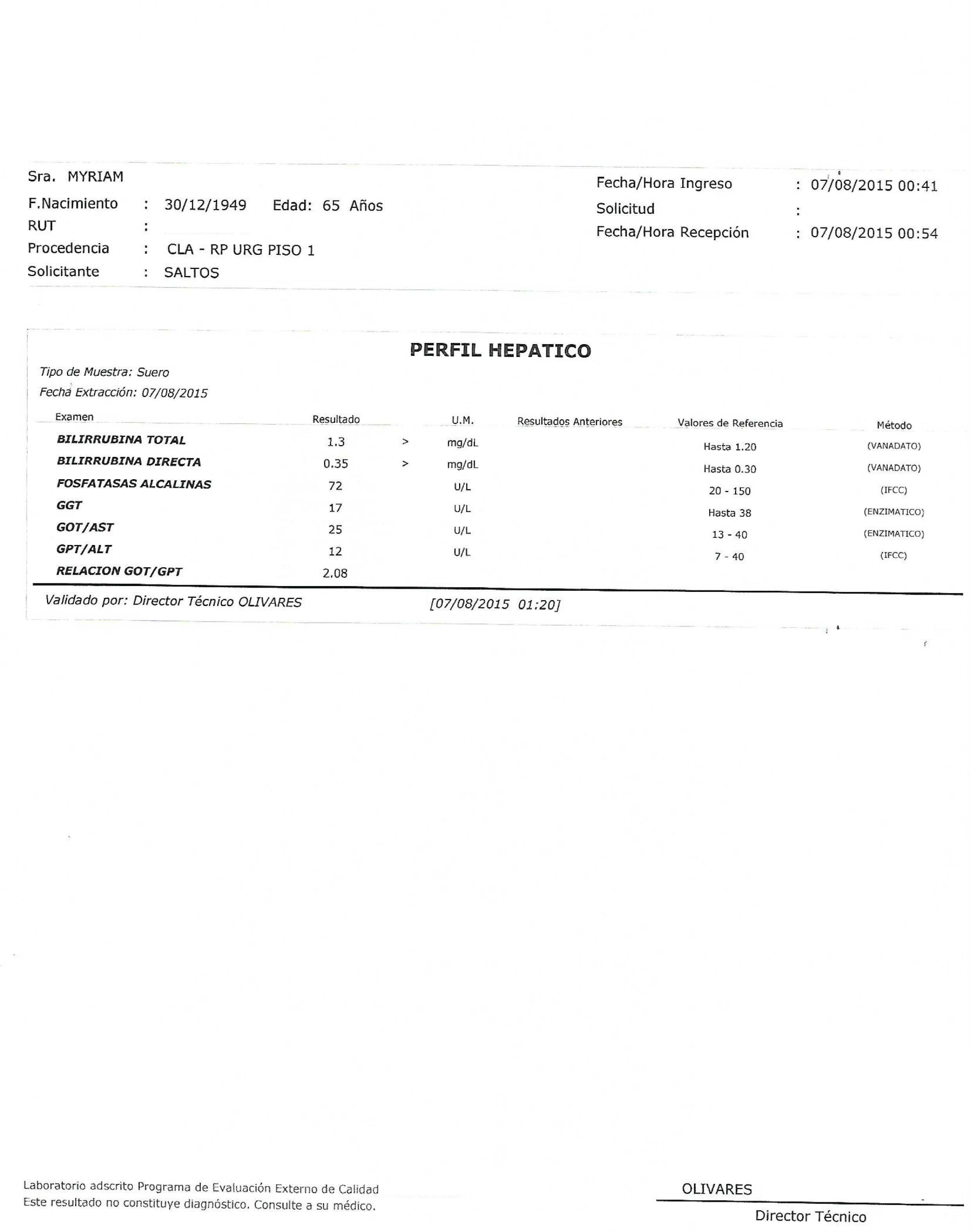 LifEscozul® - Miriam 1 - Cáncer de Pulmon