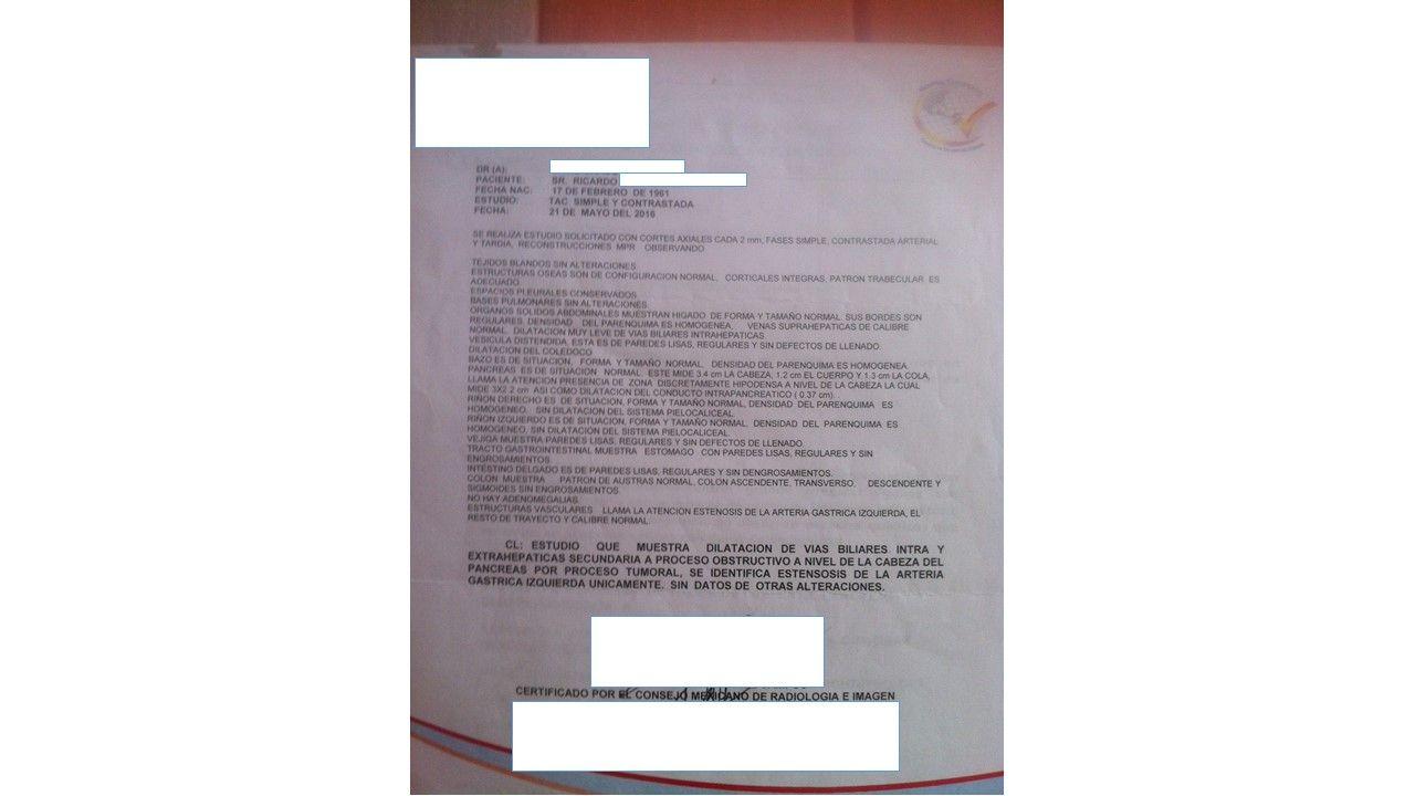 LifEscozul® - Rocardo 6 - Cáncer de Páncreas