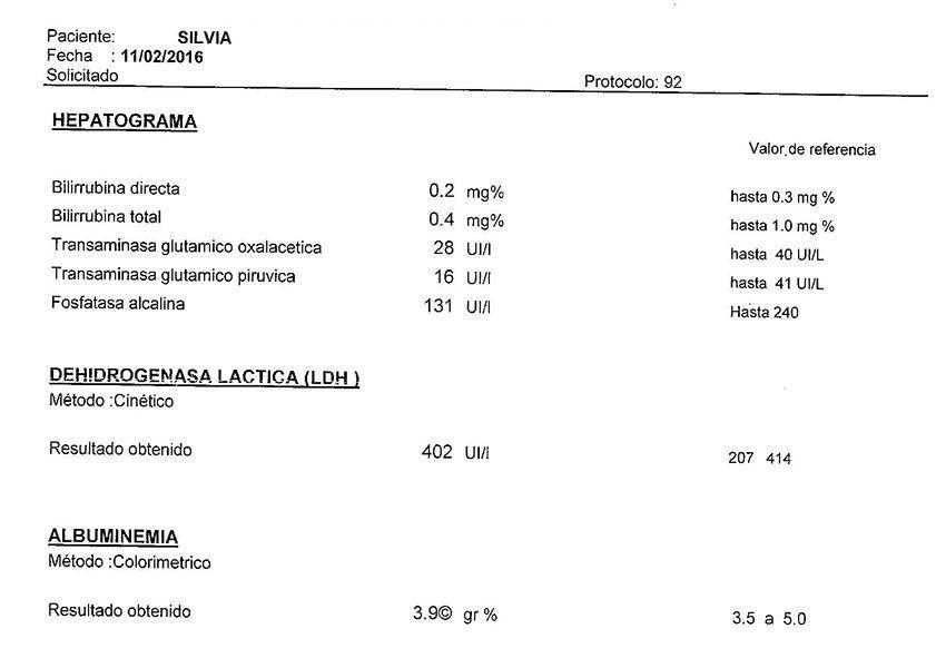 LifEscozul® - Silvia 7 - Cáncer de Mámas