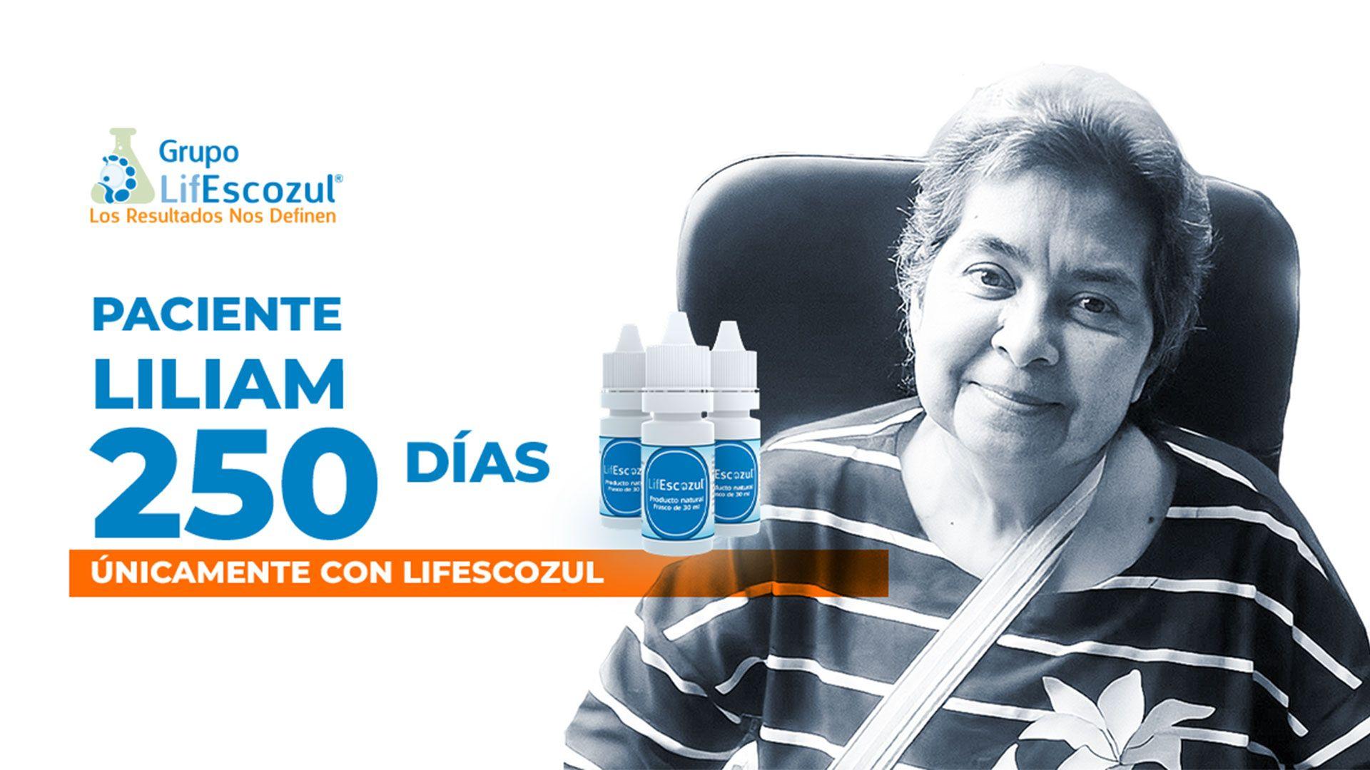 Lilian Ureña - Cáncer de Hueso - LifEscozul®