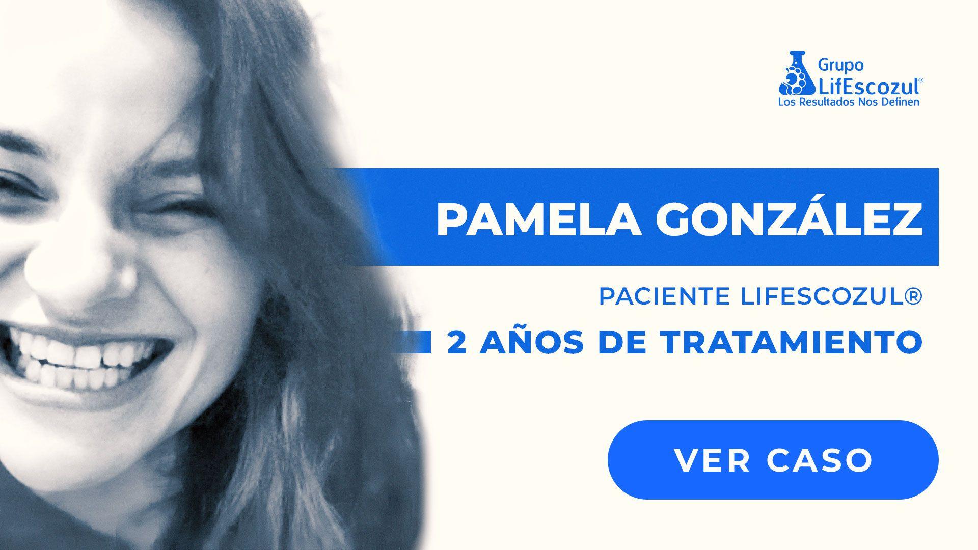 María Leal Vega - Cáncer Gástrico Intestinal - Resultados con LifEscozul®