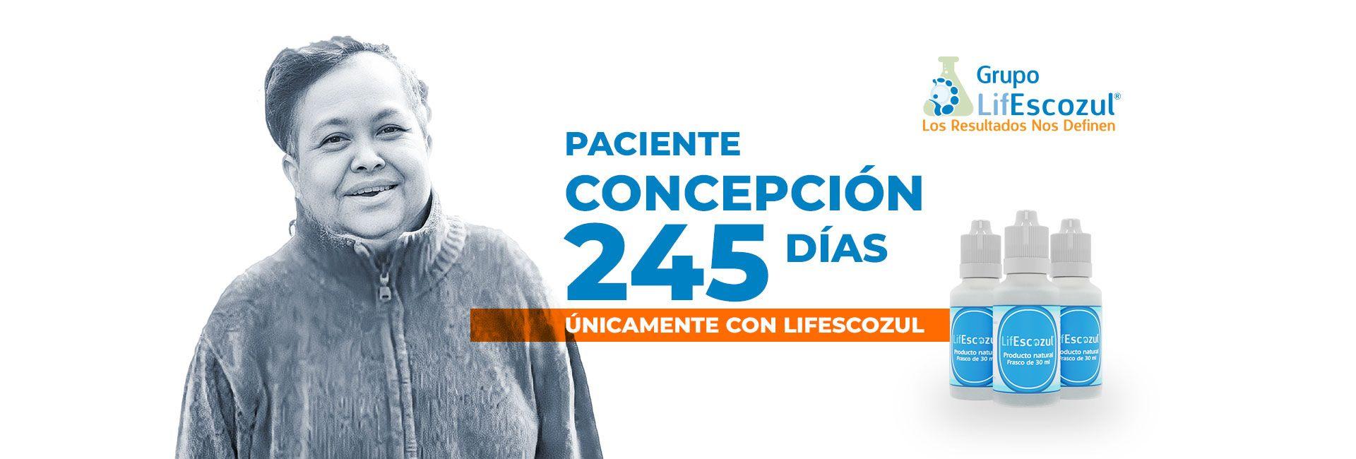 LifEscozul® Cuba Resultados con LifEscozul®