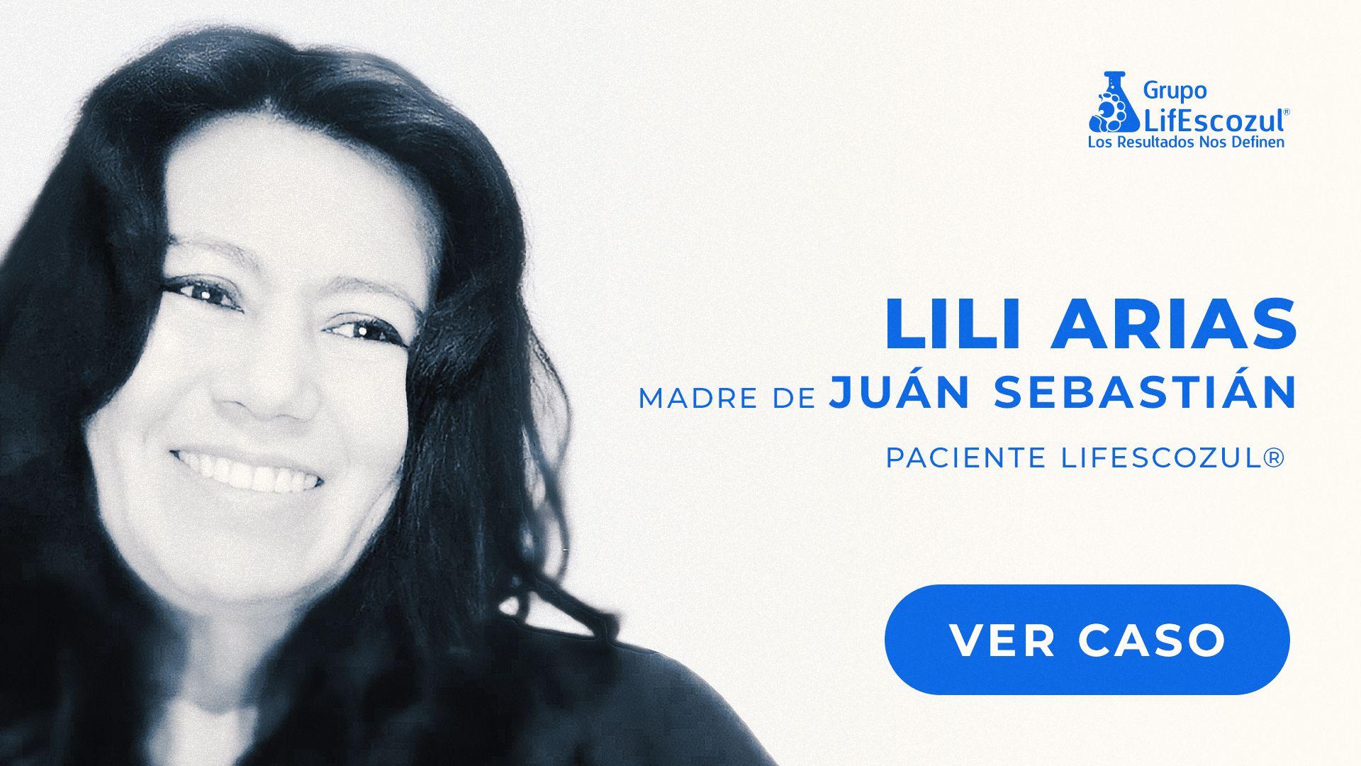 Juan Sebastián - LifEscozul®